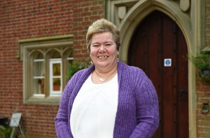 Angela Newsome Norfolk Care Home Manager