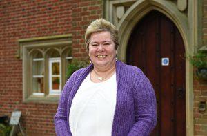 Angela Newsome Norfolk Care Home Manager