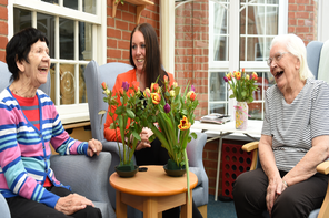 activities at norfolk care homes